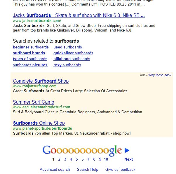 Neue AdWords Placements